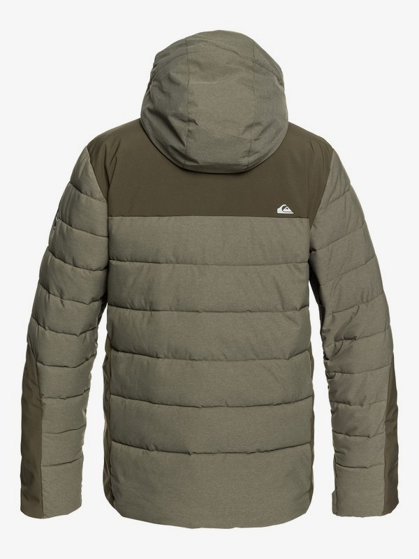 The Edge - Puffer Snow Jacket for Men  EQYTJ03174