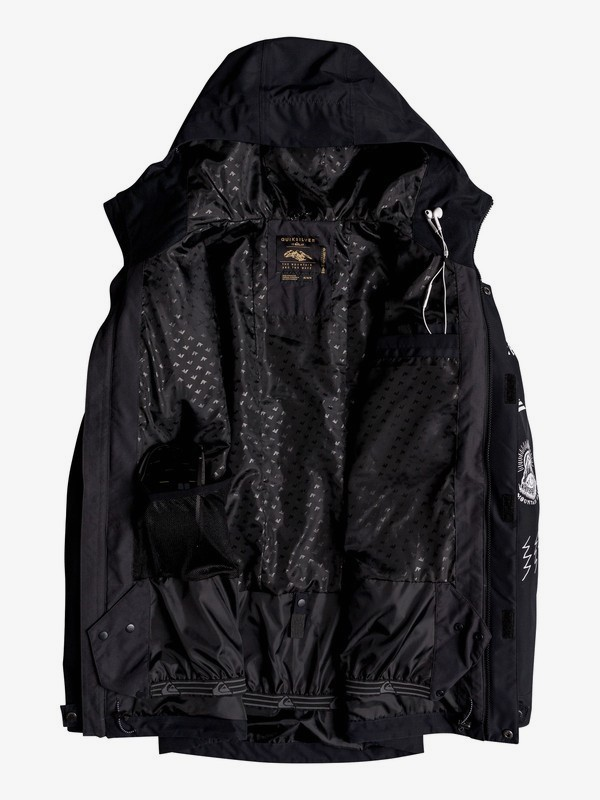 In The Hood - Shell Snow Jacket for Men  EQYTJ03183