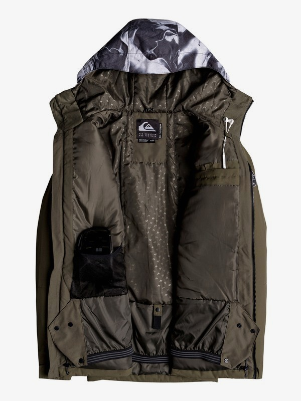 Mission Block - Snow Jacket for Men  EQYTJ03187