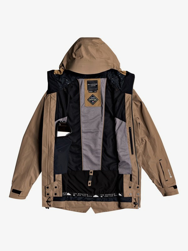 Black Alder 2L GORE-TEX® - Snow Jacket  EQYTJ03207
