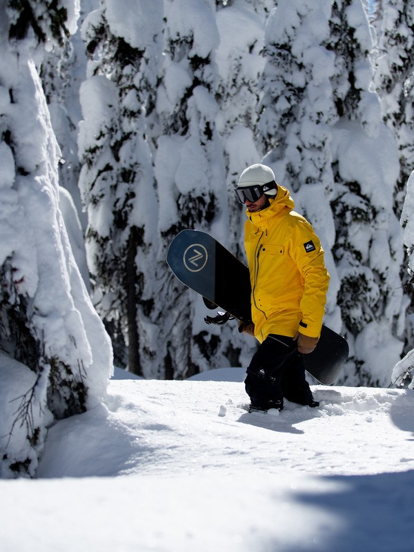 0 Snow SpinDye® - Chaqueta para Nieve para Hombre Verde EQYTJ03211 Quiksilver