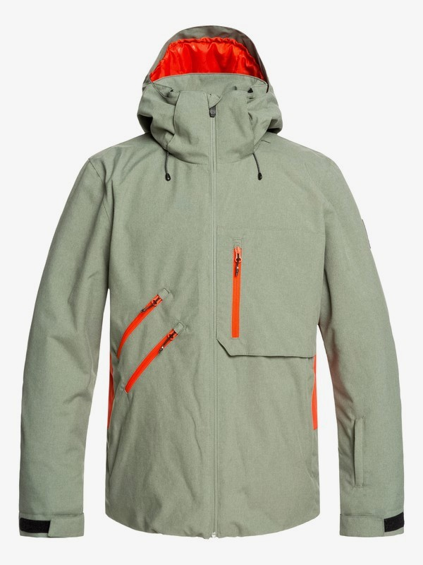 Traverse - Snow Jacket for Men  EQYTJ03214