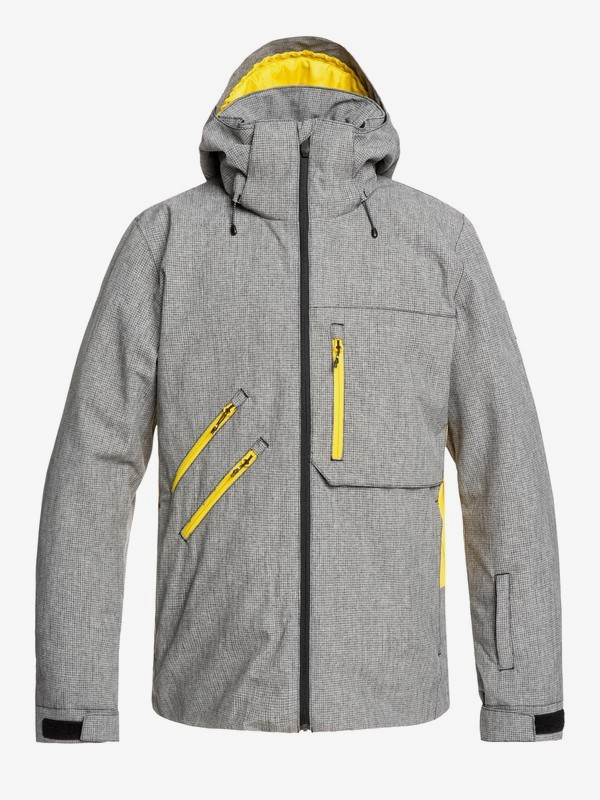 Traverse - Snow Jacket for Men  EQYTJ03214