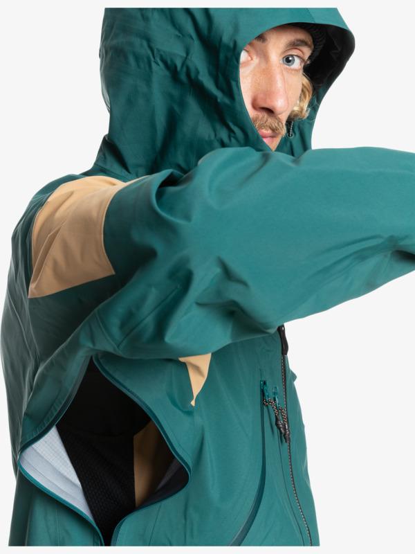 Highline Pro 3L GORE-TEX® - Shell Snow Jacket for Men  EQYTJ03250