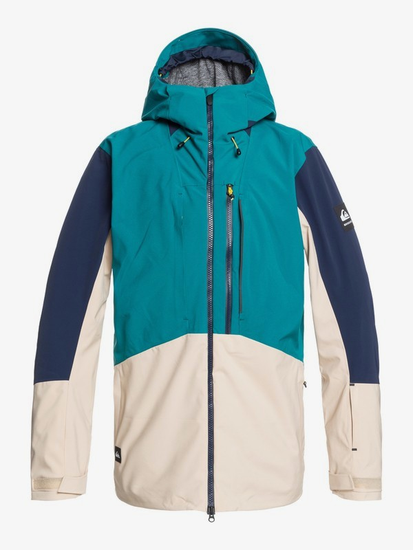 Travis Rice Stretch - Shell Snow Jacket for Men  EQYTJ03255