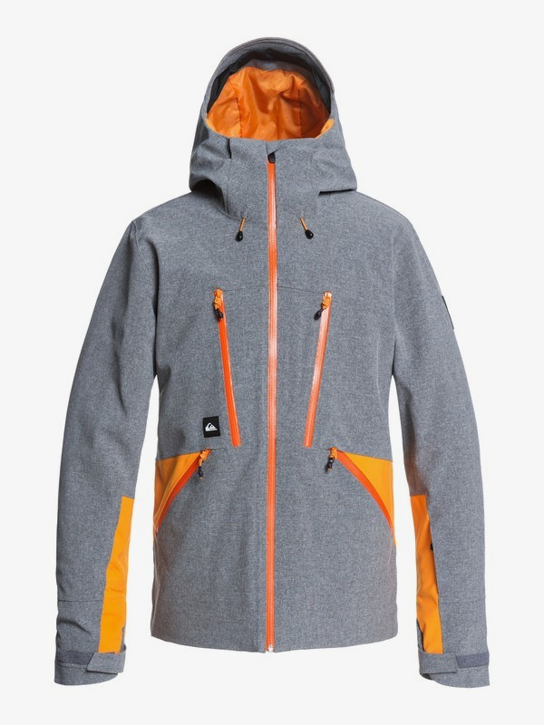 Stretch Fjord - Snow Jacket for Men  EQYTJ03256