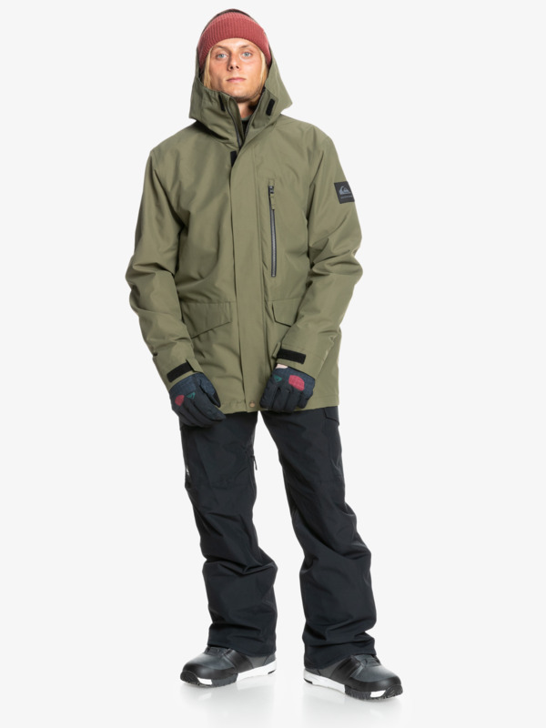 Mission 3in1 - 3-in-1 Shell Snow Jacket for Men  EQYTJ03265