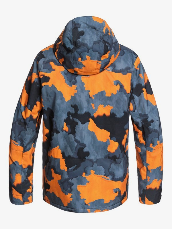 Mission Printed - Snow Jacket for Men  EQYTJ03267