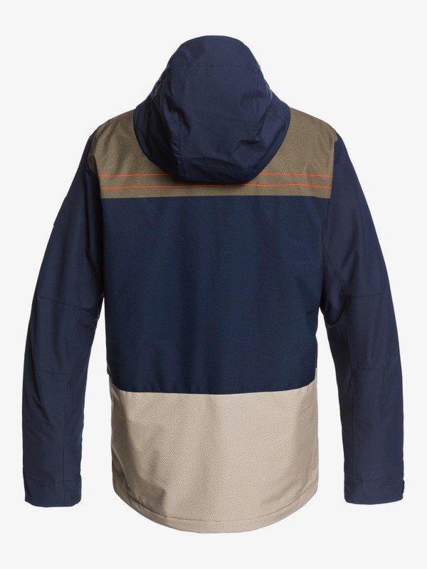 Mission Stripe - Snow Jacket for Men  EQYTJ03281