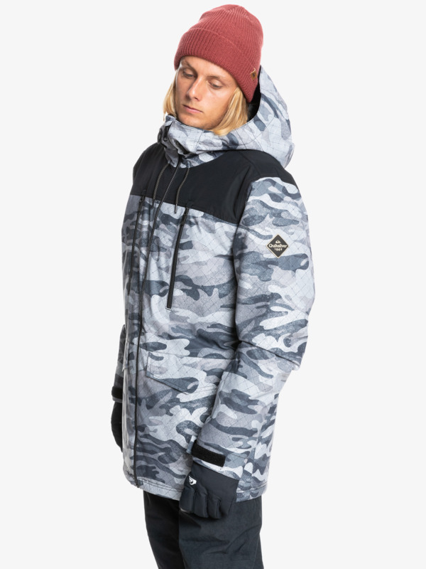 Fairbanks - Snow Jacket for Men  EQYTJ03344