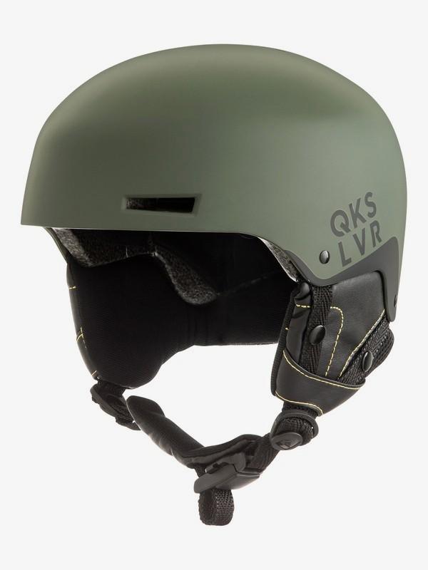 0 Axis - Casque de snowboard/ski Marron EQYTL03028 Quiksilver