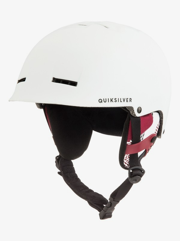 0 Fusion - Casque de snowboard/ski Blanc EQYTL03029 Quiksilver