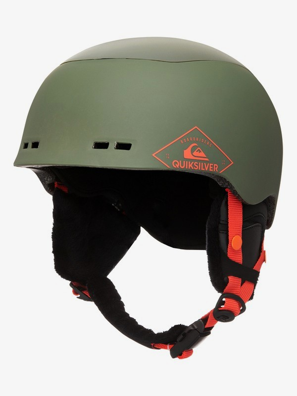 0 Lennix - Casco para Esquí/Snowboard para Hombre Verde EQYTL03036 Quiksilver