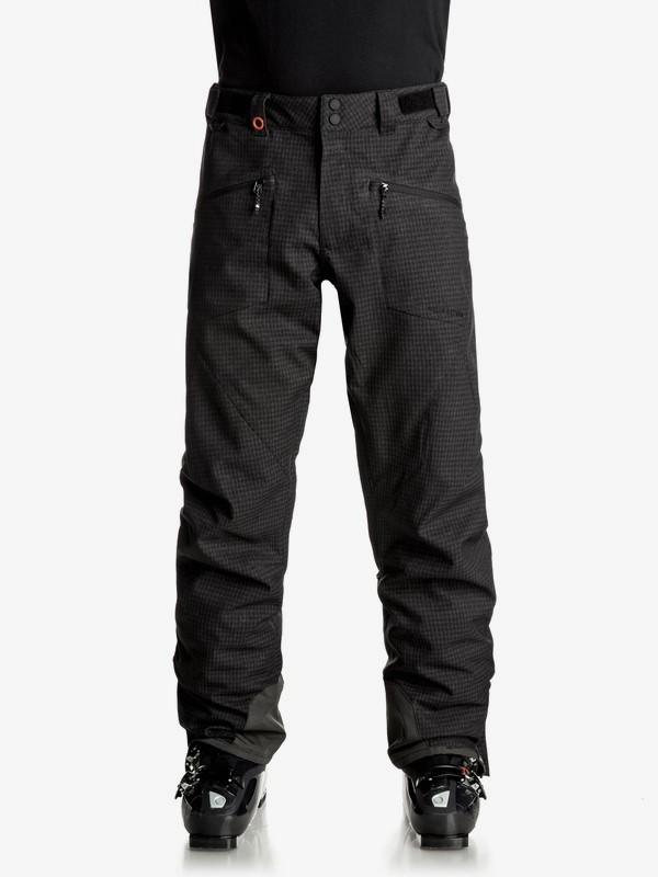 Quiksilver Boundry-Pantalon de Ski//Snowboard pour Homme