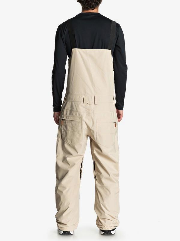 Found - Shell Snow Bib Pants for Men  EQYTP03085