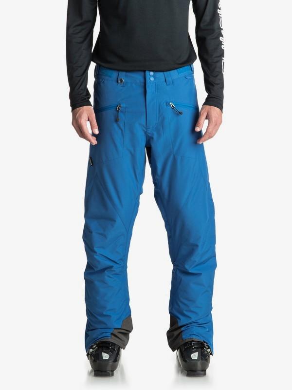 0 Boundry - Snow Pants for Men  EQYTP03086 Quiksilver