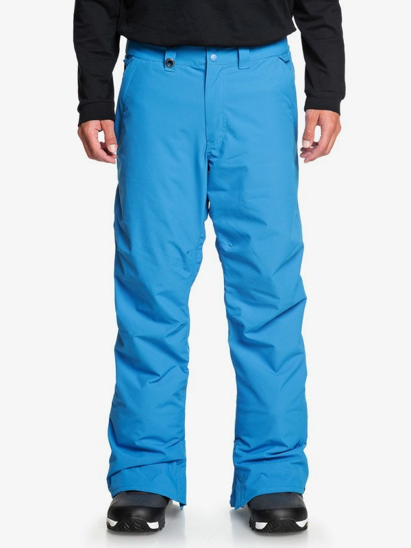 0 Estate - Snow Pants for Men Blue EQYTP03116 Quiksilver