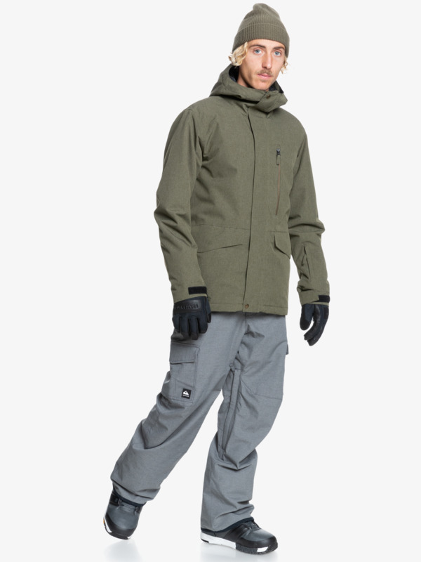 Porter - Shell Snow Pants for Men  EQYTP03157
