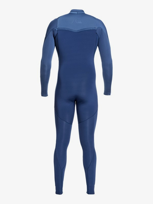 4/3mm Highline Ltd Monochrome - Chest Zip Wetsuit for Men  EQYW103074