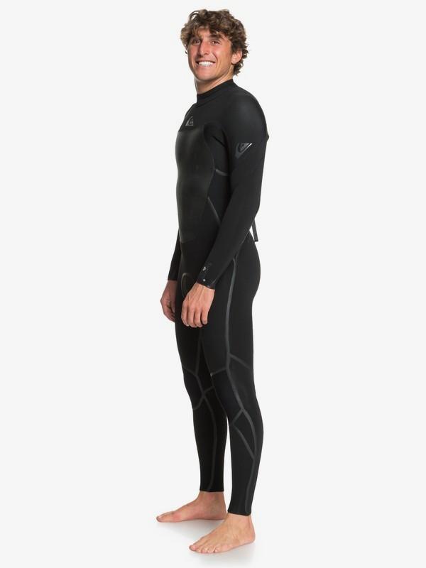 4/3mm Syncro Plus - Back Zip Wetsuit for Men  EQYW103081
