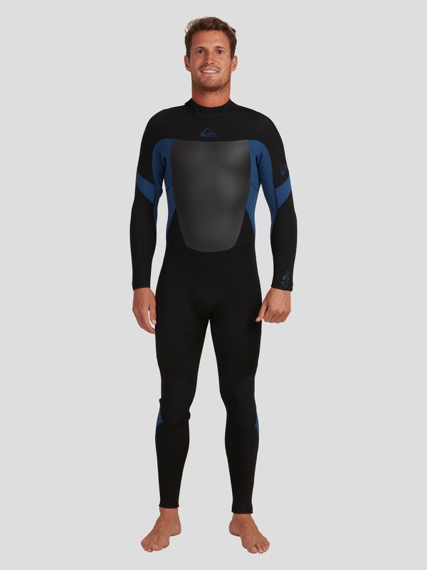 4/3mm Syncro - Back Zip Wetsuit for Men  EQYW103086