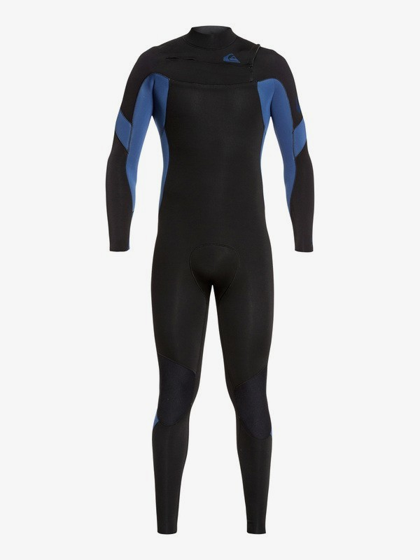 0 5/4/3mm Syncro - Chest Zip GBS Wetsuit for Men Black EQYW103089 Quiksilver