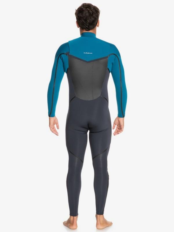 4/3mm Marathon Sessions - Chest Zip Wetsuit for Men  EQYW103116
