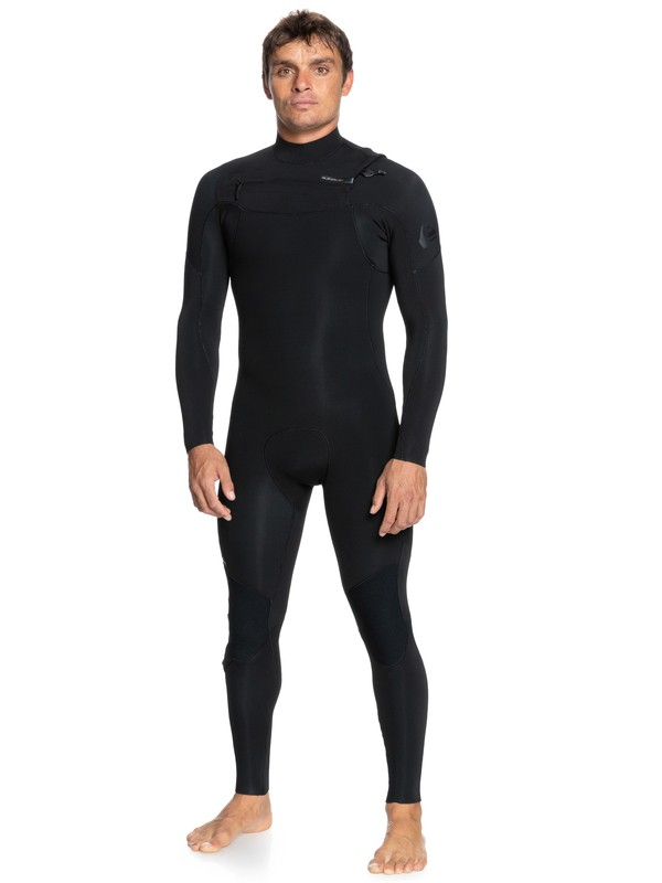 4/3mm Everyday Sessions - Chest Zip Wetsuit for Men  EQYW103121