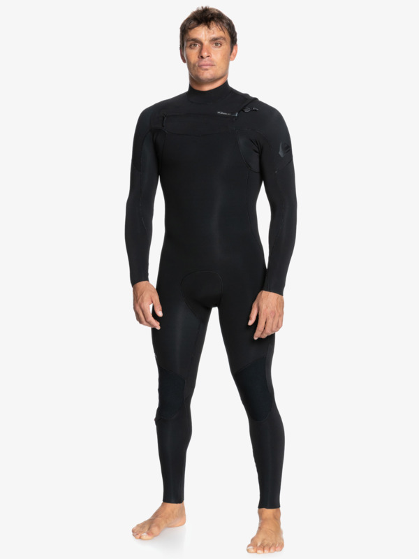 3/2mm Everyday Sessions - Chest Zip Wetsuit for Men  EQYW103122