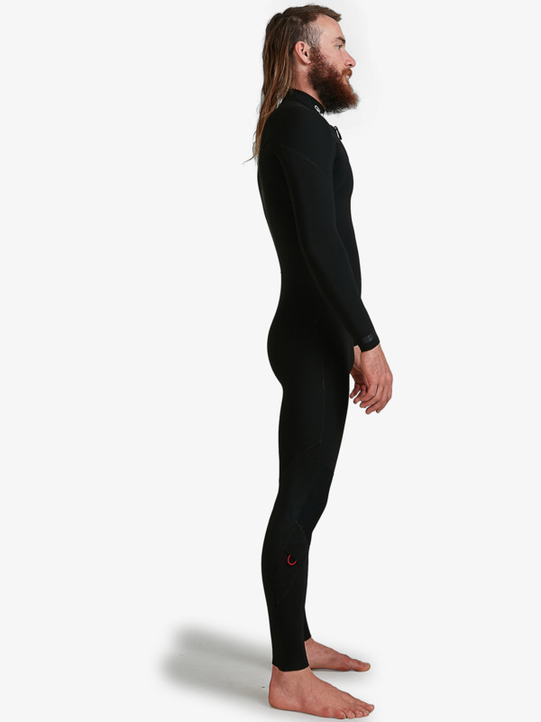 3/2mm Capsule Everyday Sessions - Chest Zip Wetsuit for Men  EQYW103129