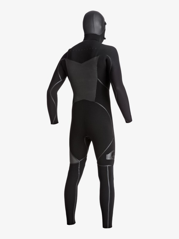 5/4/3mm Syncro Plus - Hooded Chest Zip GBS Wetsuit for Men EQYW203004
