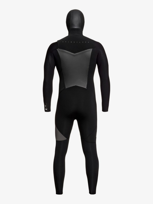 5/4/3mm Syncro Series - Hooded Chest Zip GBS Wetsuit for Men  EQYW203005