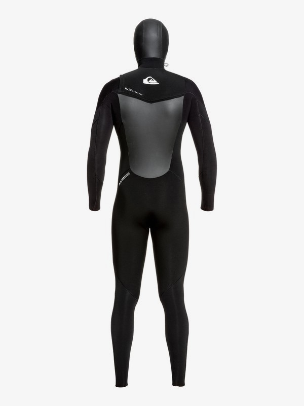 5/4/3mm Syncro - Hooded Chest Zip GBS Wetsuit for Men  EQYW203014