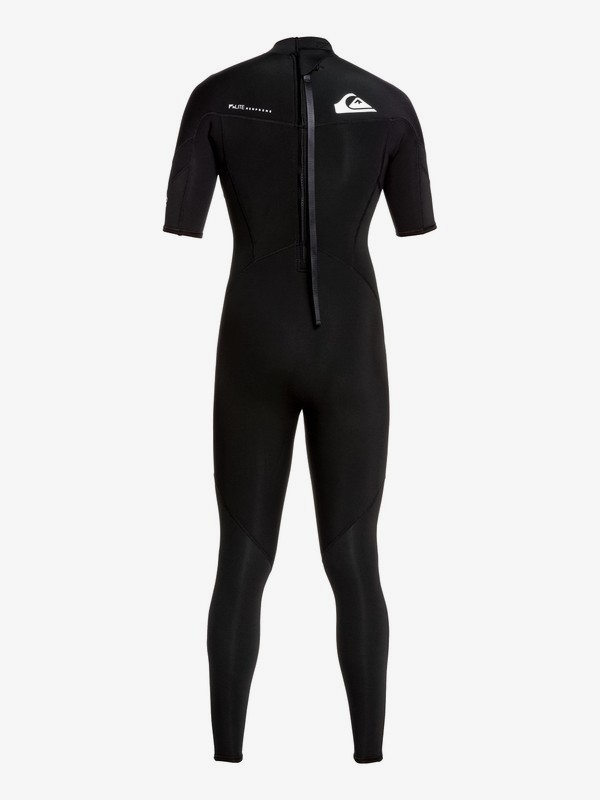 2/2mm Syncro - Short Sleeve Back Zip FLT Springsuit  EQYW303011