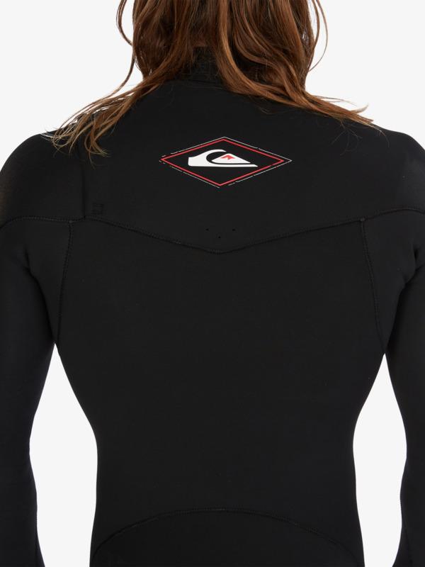 2/2mm Highline Ltd - Long Sleeve Chest Zip Springsuit for Men  EQYW403012