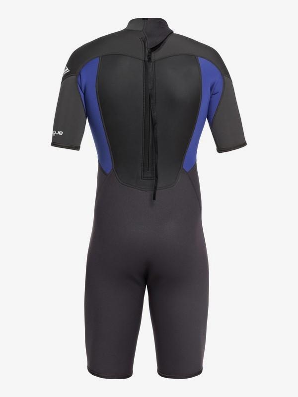 2/2mm Prologue - Short Sleeve Back Zip Springsuit for Men  EQYW503010