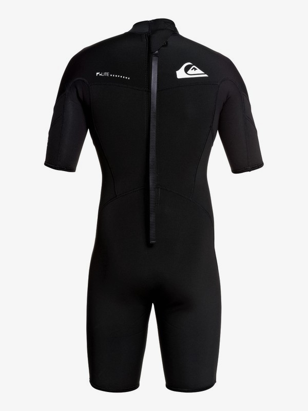 2/2mm Syncro - Short Sleeve Back Zip FLT Springsuit  EQYW503013