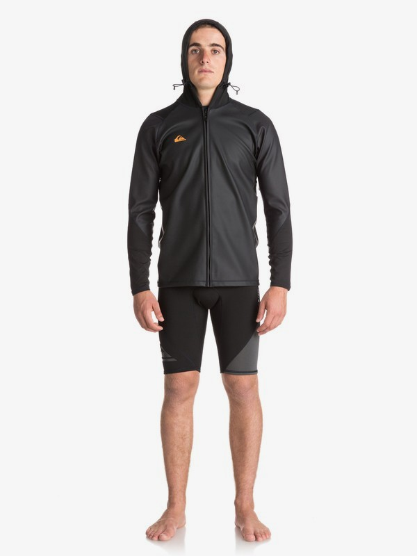 Waterman - Hooded Paddle Jacket for Men  EQYW803014