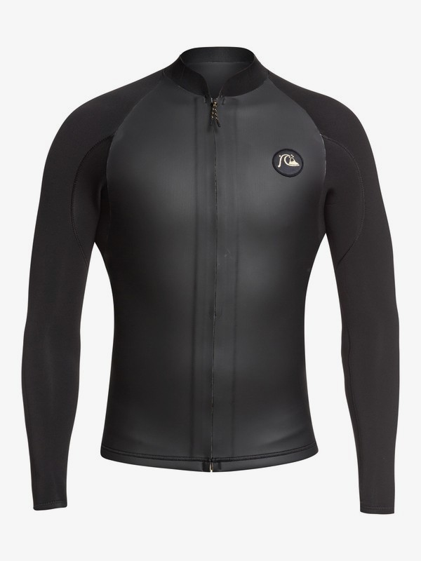 2mm Highline Ltd - Zip-Up Wetsuit Jacket for Men  EQYW803033