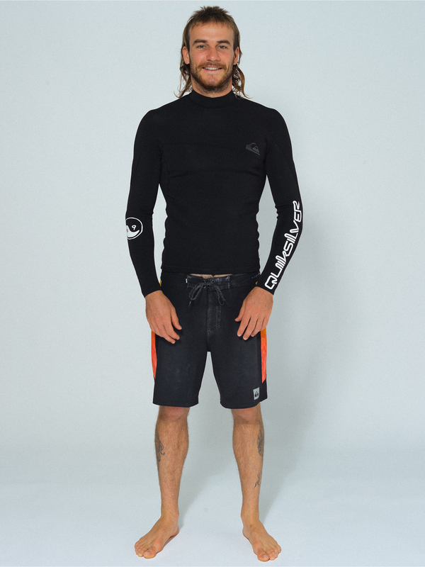 1.5 Highline Ltd M.W. - Long Sleeve Neoprene Surf Top for Men EQYW803034