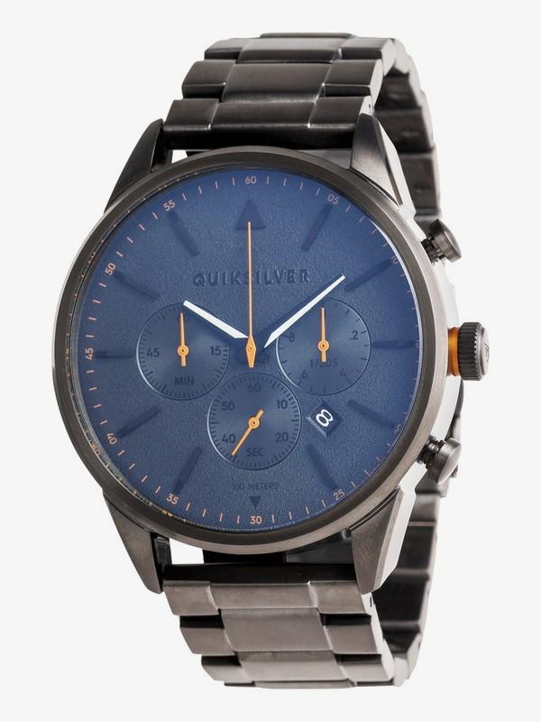 The Timebox Chrono Metal - Analogue Watch for Men EQYWA03025