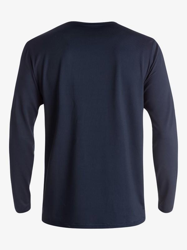 Solid Streak - Long Sleeve Rash Vest  EQYWR03023