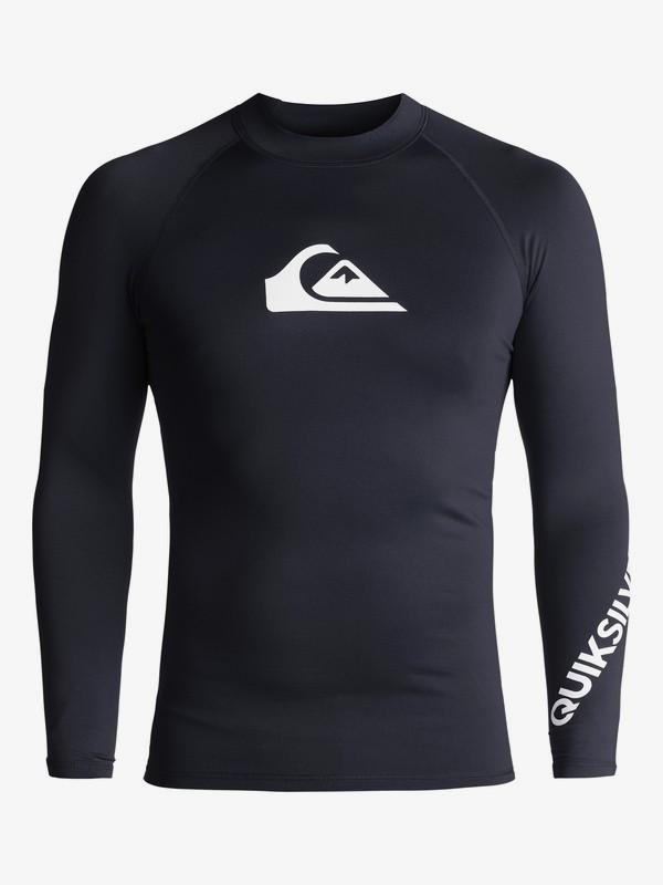 0 All Time - Licra de surf de maga larga UPF 50 para Hombre Azul EQYWR03034 Quiksilver