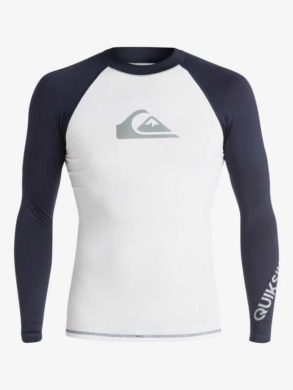 All Time - Long Sleeve UPF 50 Rash Vest for Men EQYWR03034