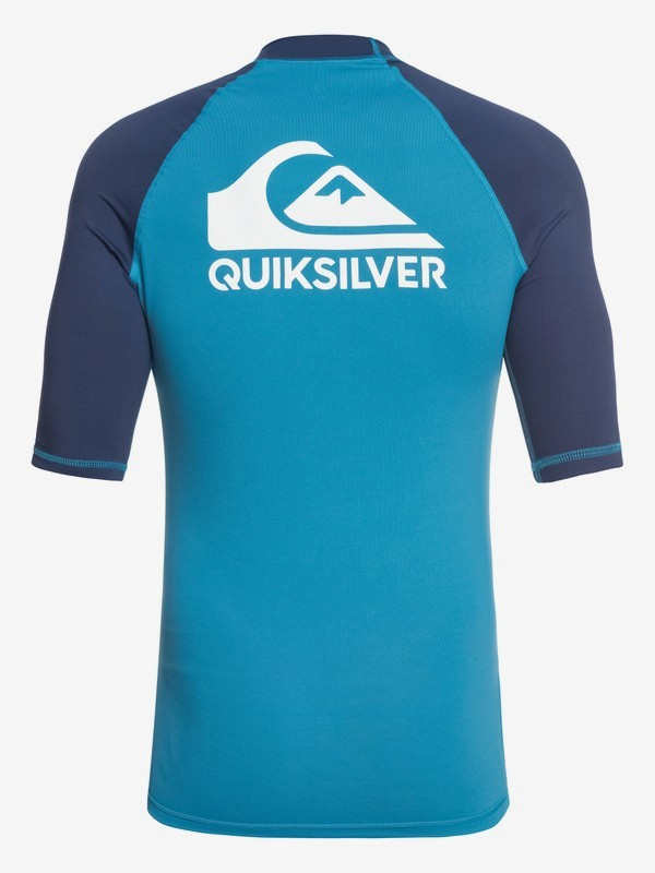 On Tour - Short Sleeve UPF 50 Rash Vest for Men  EQYWR03139