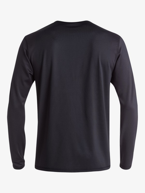 Solid Streak - Long Sleeve UPF 50 Surf T-Shirt for Men  EQYWR03160
