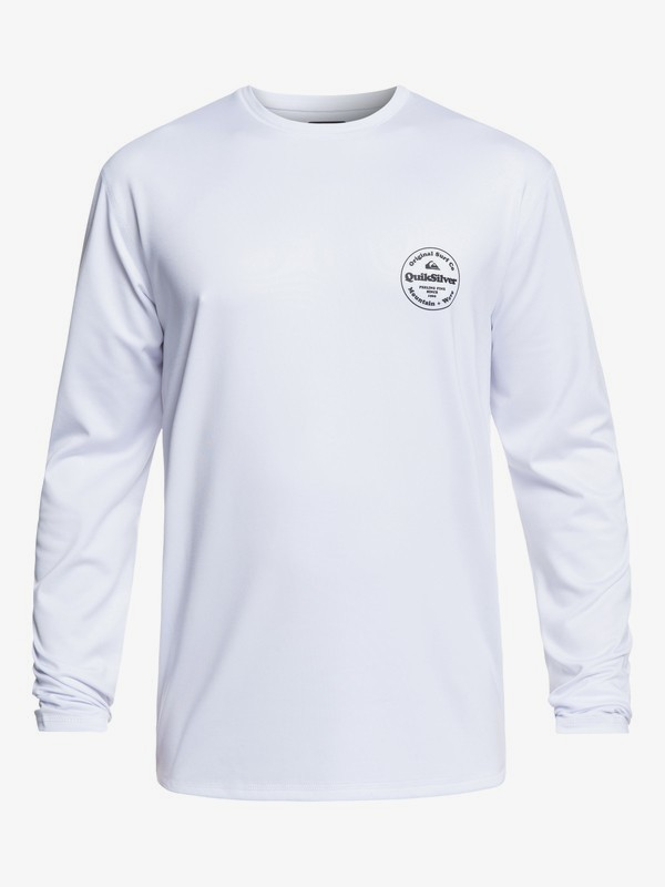 King Tide - Long Sleeve UPF 50 Surf T-Shirt for Men  EQYWR03163