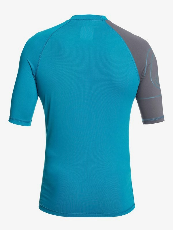 Active - Short Sleeve UPF 50 Rash Vest for Men  EQYWR03190