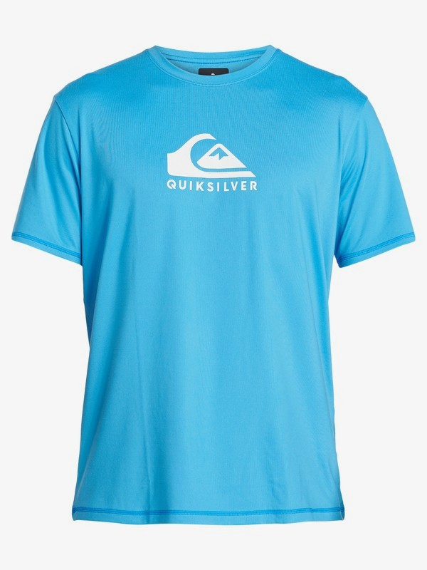 Solid Streak - Short Sleeve UPF 50 Surf T-Shirt  EQYWR03235