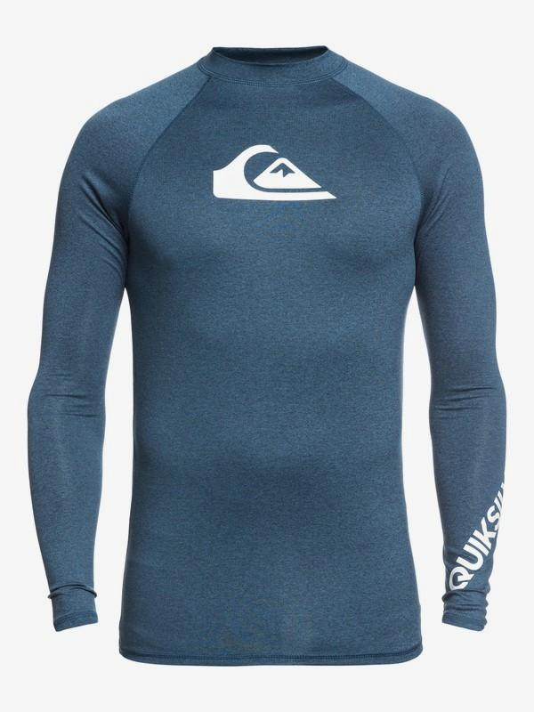 All Time - Long Sleeve UPF 50 Rash Vest  EQYWR03240